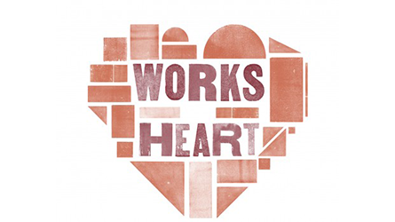 Works of Heart, an annual fundraiser showcasing the creative work of Fossil employees and benefitting Big Thought