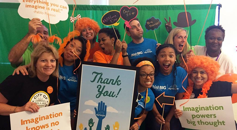 Big Thought Raises $21,540 During Successful North Texas Giving Day