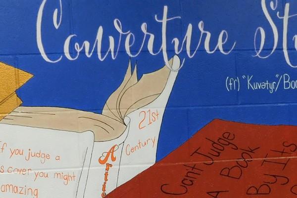 Couverture Art Studio Unveils Expressive Works