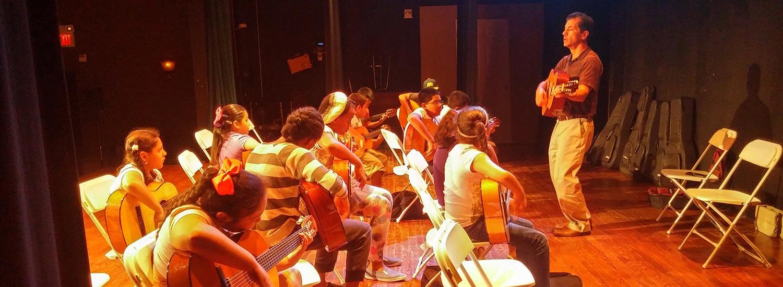 La Rondalla Unites Students and Community Through Music