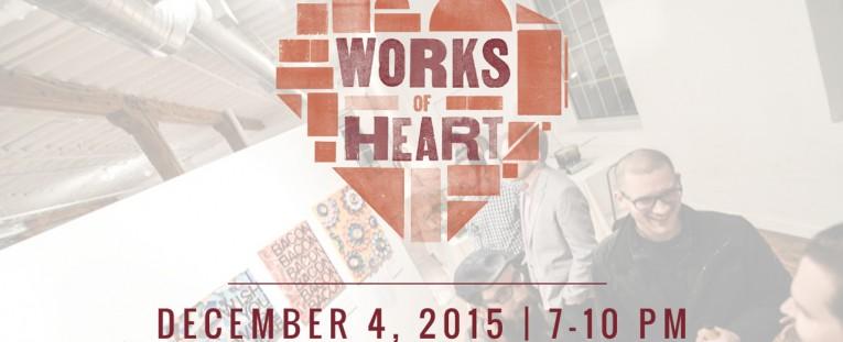Works of Heart Art Exhibit & Silent Auction