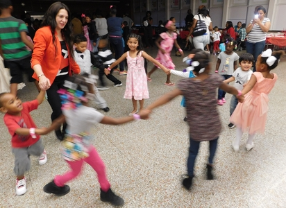 Hearts and Cookies Fueled Carver's Valentine's Day Dance