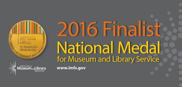 Dallas Public Library Finalist for National Medal