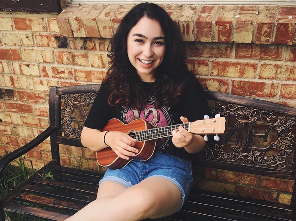 Meet Chelsea Mayo, A Young Lady With Musical Theater Dreams