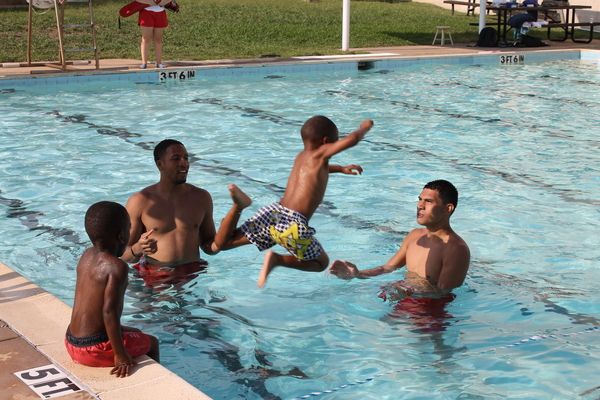 Dallas City of Learning Partners: Moorland and Oak Cliff YMCA