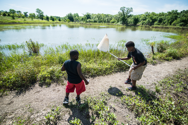 Dallas City of Learning Partners: Trinity River Audubon Center