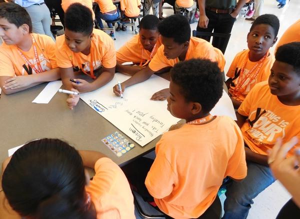 Dade Bridge Camp Introduces Big Kid Educational Wonderland