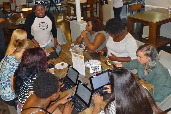 Dallas City of Learning Partners: Dallas Youth Poets