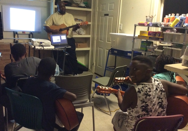 Dallas City of Learning Partners: Fine Arts Nth