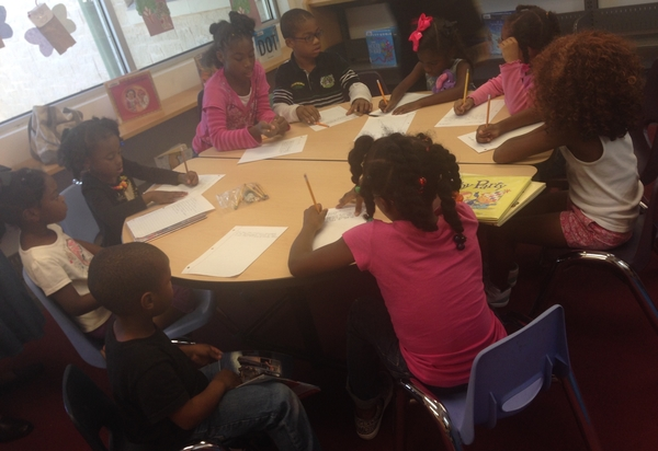 Dallas City of Learning Partners: The Writer's Garret