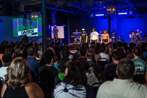 Spoken Word Movement DaVerse Lounge Returns For 12th Season
