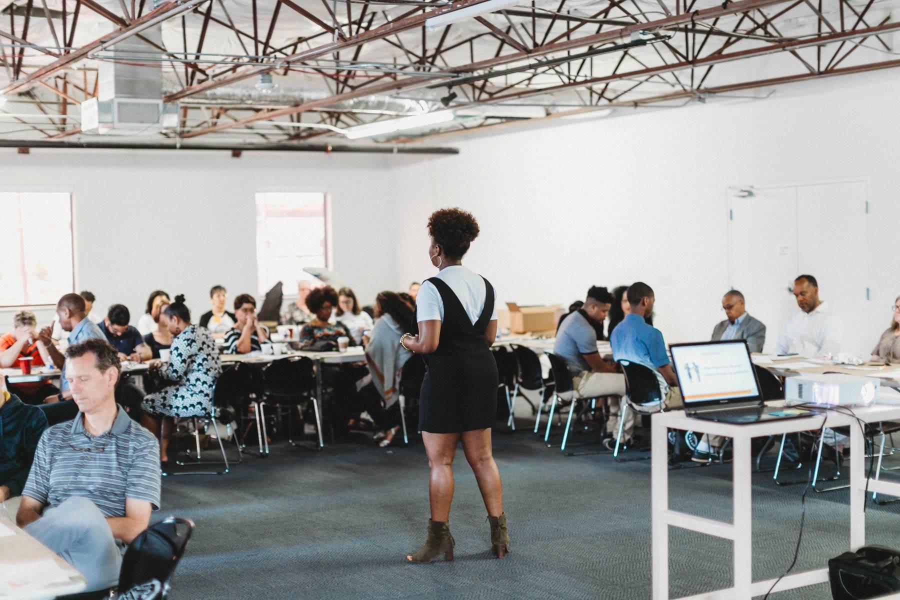 Dallas City of Learning: Neighborhood Resource Initiative
