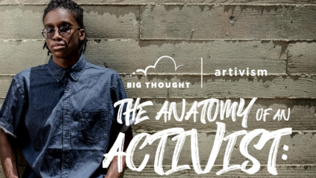 Artivism: Anatomy of an Activist
