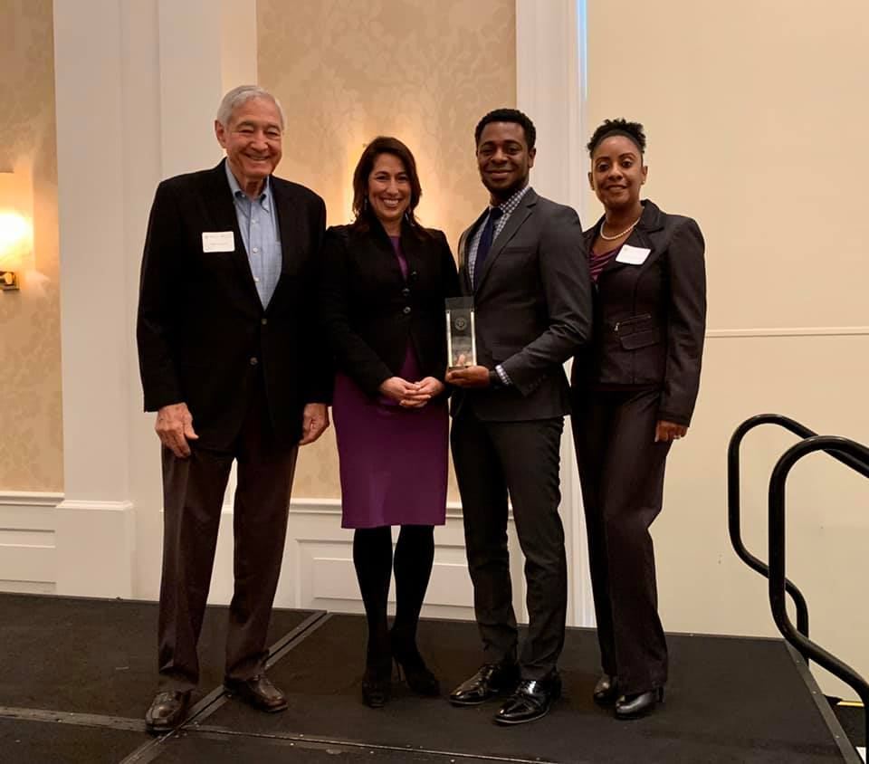 Dallas Bar Association presents Big Thought with the Jack Lowe Sr. Award for Community Leadership