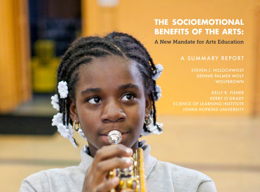 The Socioemotional Benefits of the Arts
