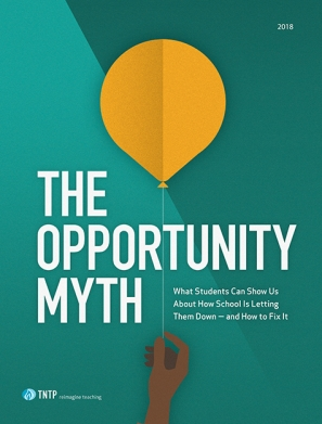 The Opportunity Myth