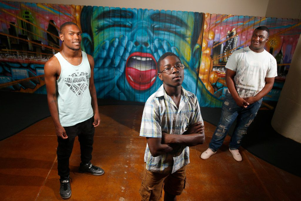 'I hold so much in': Big Thought's Artivism project helps students open up on race, social justice
