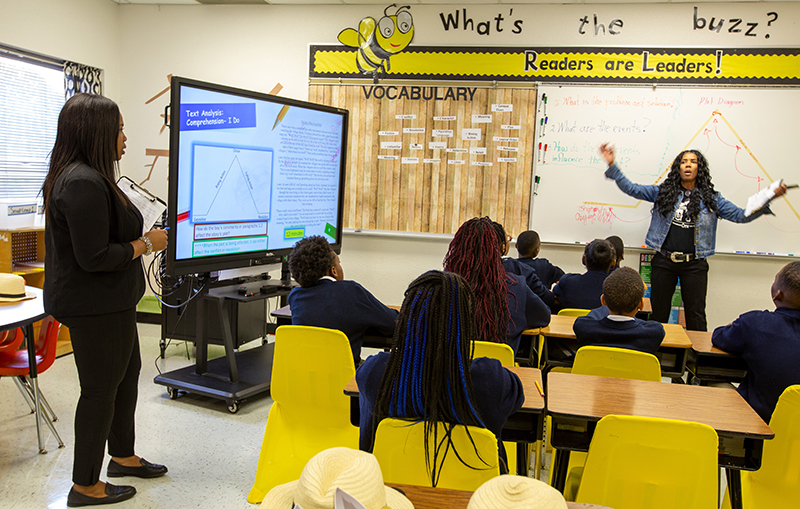 A School Data Breakthrough in Dallas: How an Innovative School Model Is Proving That Data Can Help Teachers Shape Individualized Instruction — and Achieve Impressive Student Growth