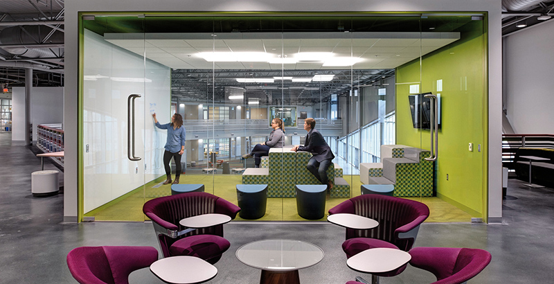 Meet Iowa's Waukee Innovation & Learning Center, the High School That Apple's CEO Called 'a Model for the Country'