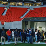 Mercedez Benz Stadium Youth Tour