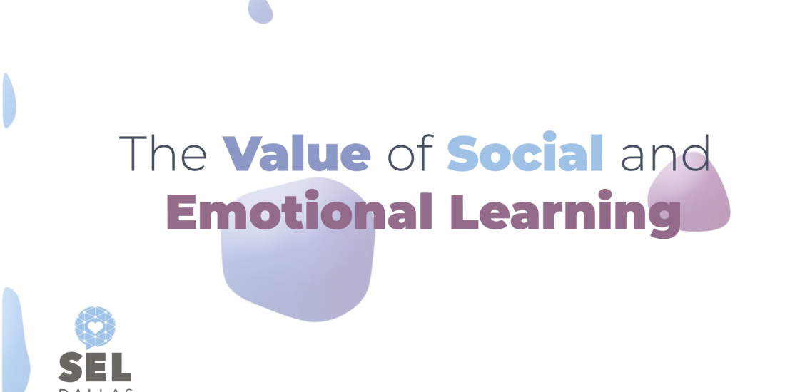 Value of Social and Emotional Learning