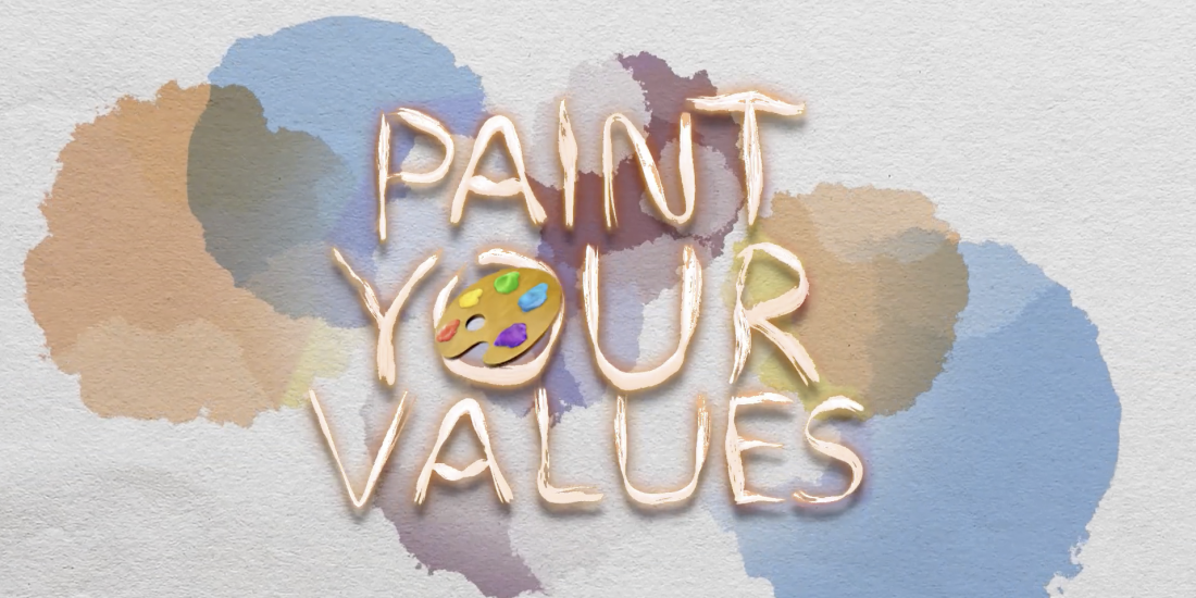 Paint Your Values