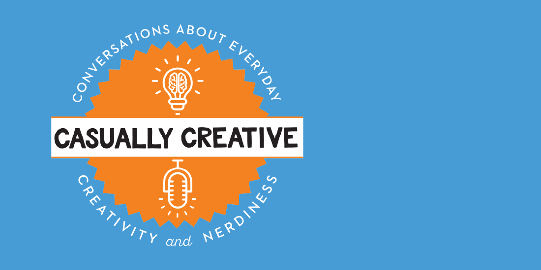 Casually Creative Podcast