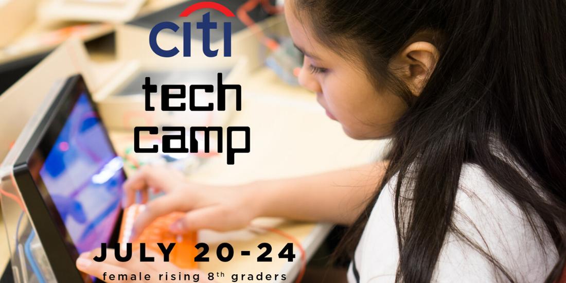 Citi Tech Camp July 20-24