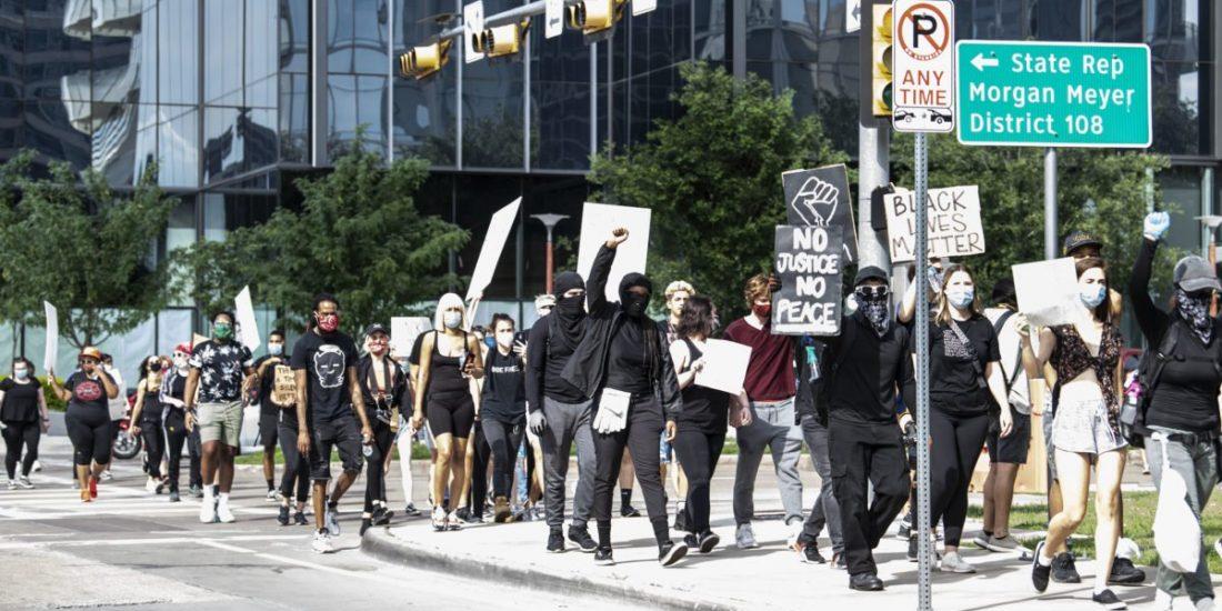 Dallas protests