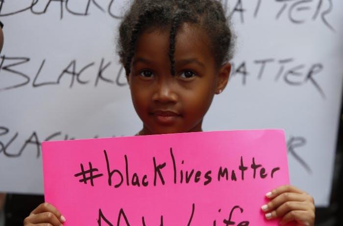 Black Lives Matter Girl