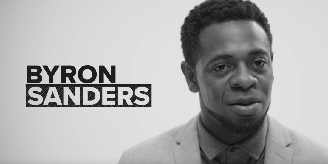 Byron Sanders WFAA Video