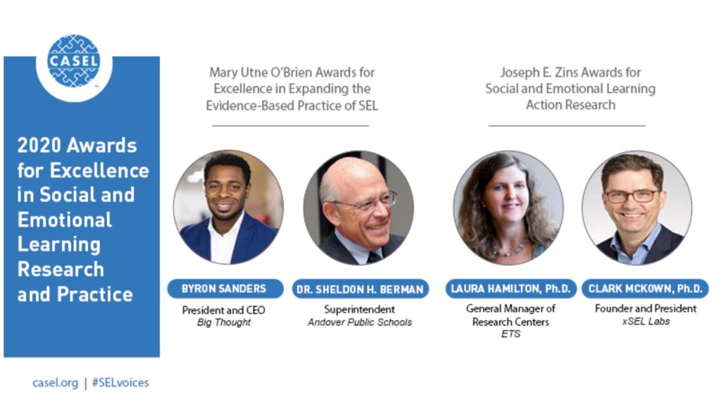 CASEL Awardees 2020