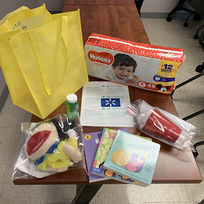example of at home learning kits