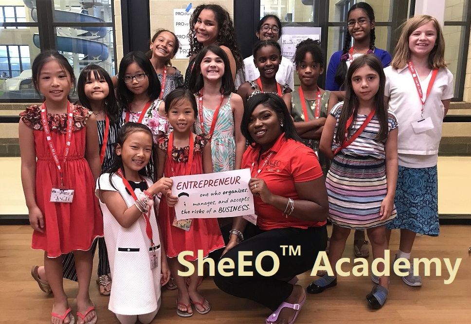 Camp SheEO Small Group