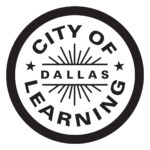 Dallas City of Learning logo