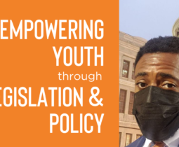 Empowering youth through legislation and policy