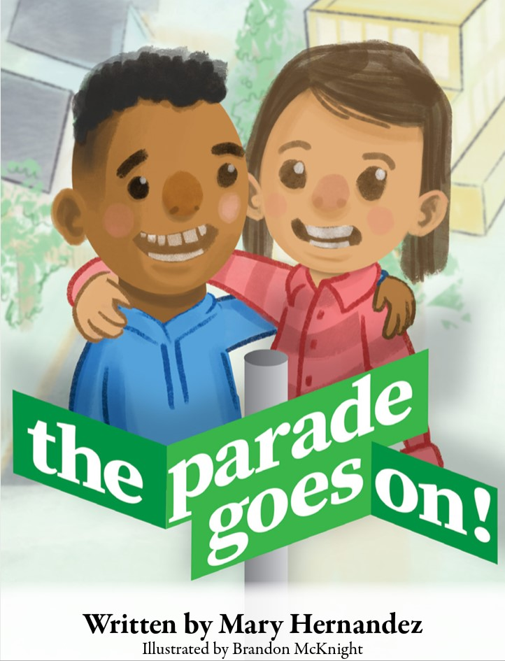 The Parade Goes On Cover