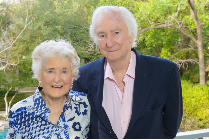 Peter O'Donnell, praised for spearheaded a 'moon shot' of philanthropy in Texas, dies at 97